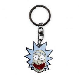RICK AND MORTY - Brelok Rick