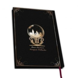 "HARRY POTTER - Notes Premium Quidditch ""Hogwarts"""