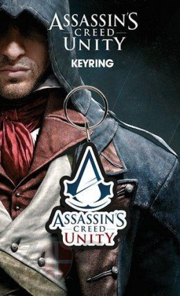 Brelok Assassins Creed Unity Logo