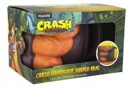 Kubek 3D Crash Bandicoot