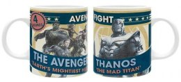 Kubek Marvel Avengers - Thanos (320 ml)
