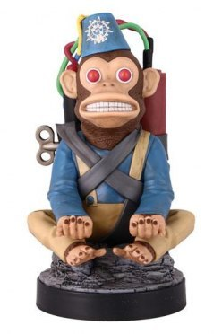 Stojak Call of Duty Monkey Bomb (20 cm/micro USB)
