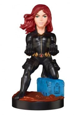 Stojak Marvel Black Widow (20 cm/micro USB)